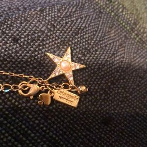 Kate Spade Gold star necklace